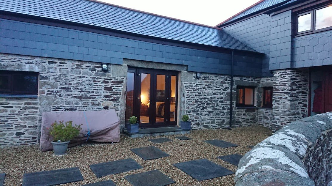 Extension in Cornwall