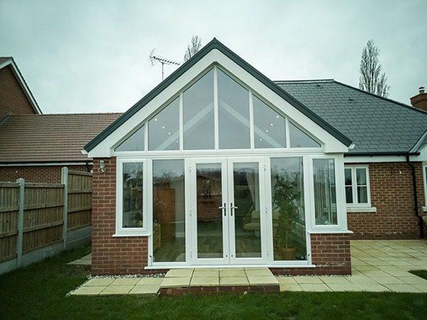 gable end conservatories