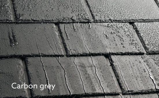 Ultraroof Carbon Grey Tiles