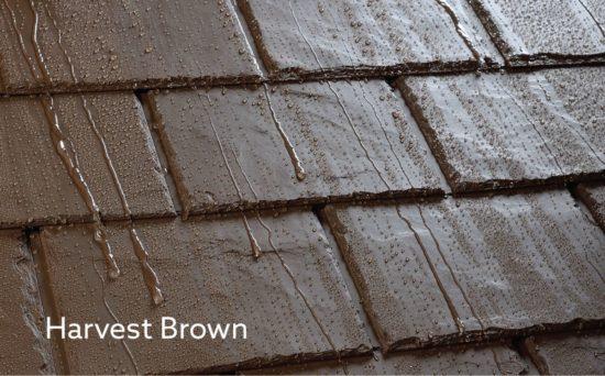 Harvest Brown Ultraroof Tiles