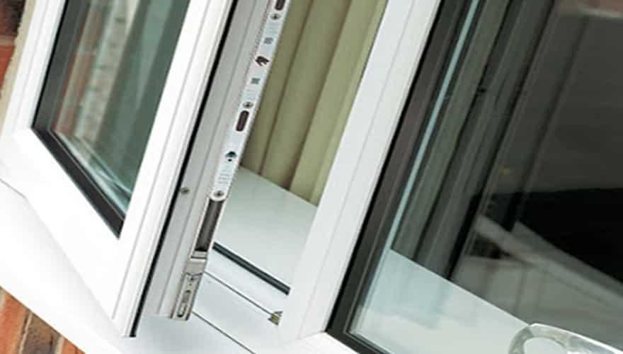 Secure locking windows