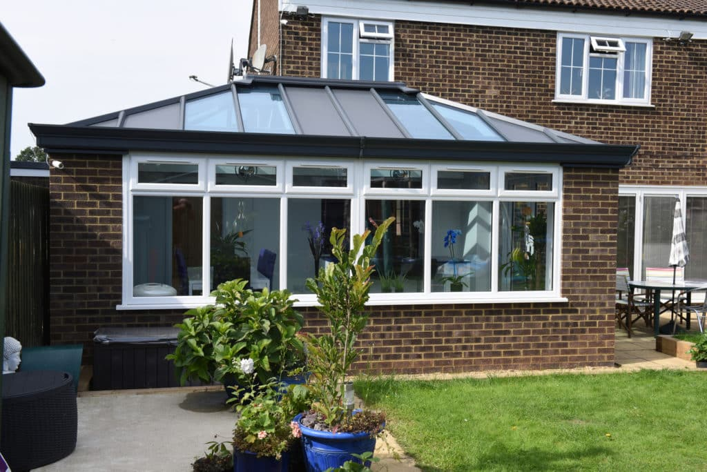 Livinroof, Hybrid conservatory replacement roof