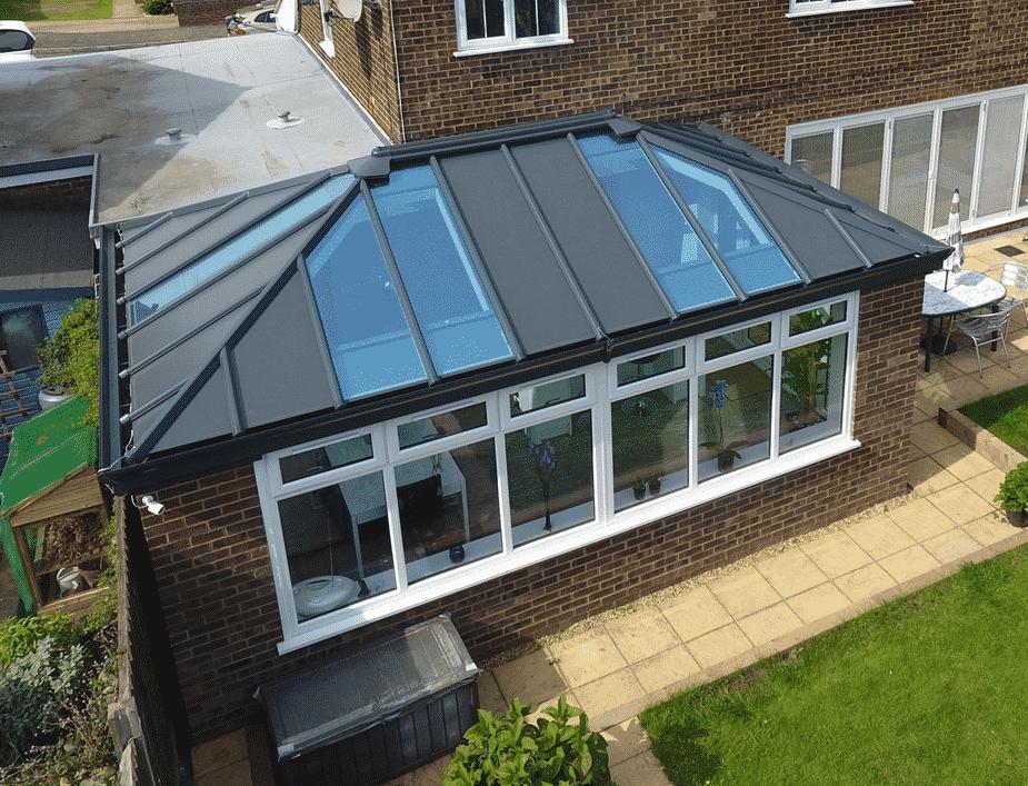 Livinroof conservatory roof