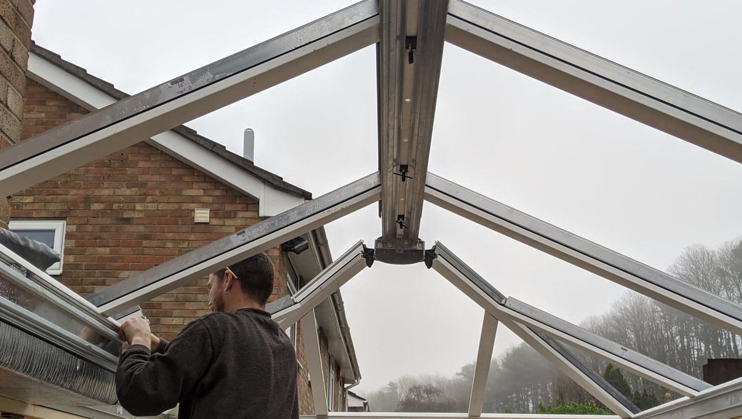 Conservatory repair cornwall