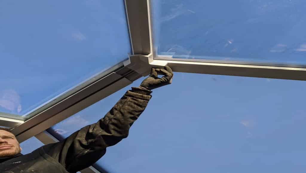 conservatory roof repair