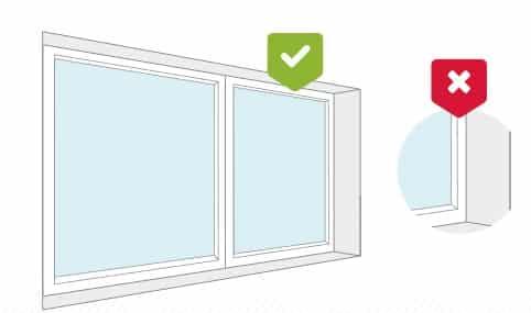 window survey photo guide