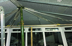 conservatory roof conservarions