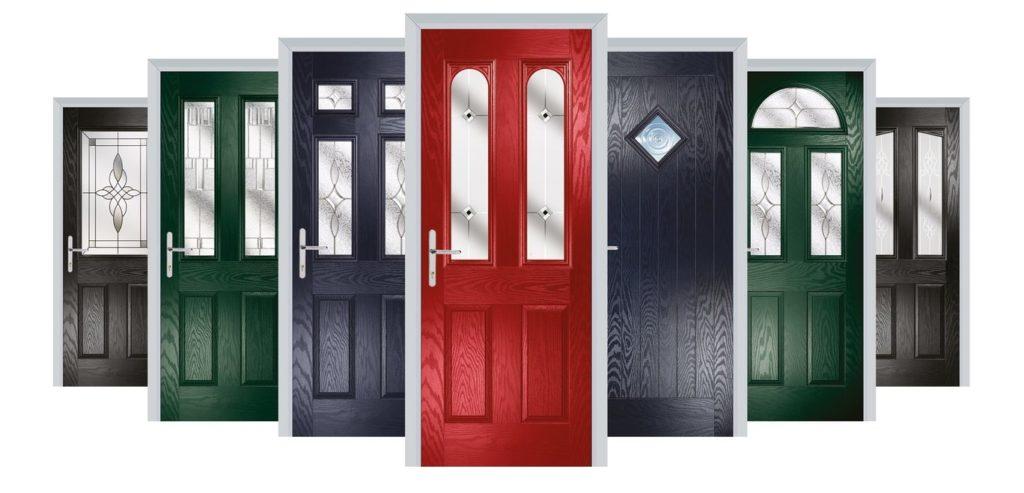 difference between uPVC and composite doors