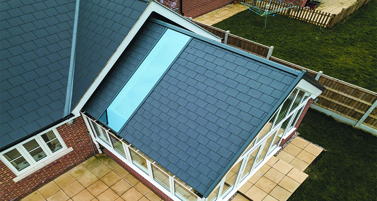 Solid roof