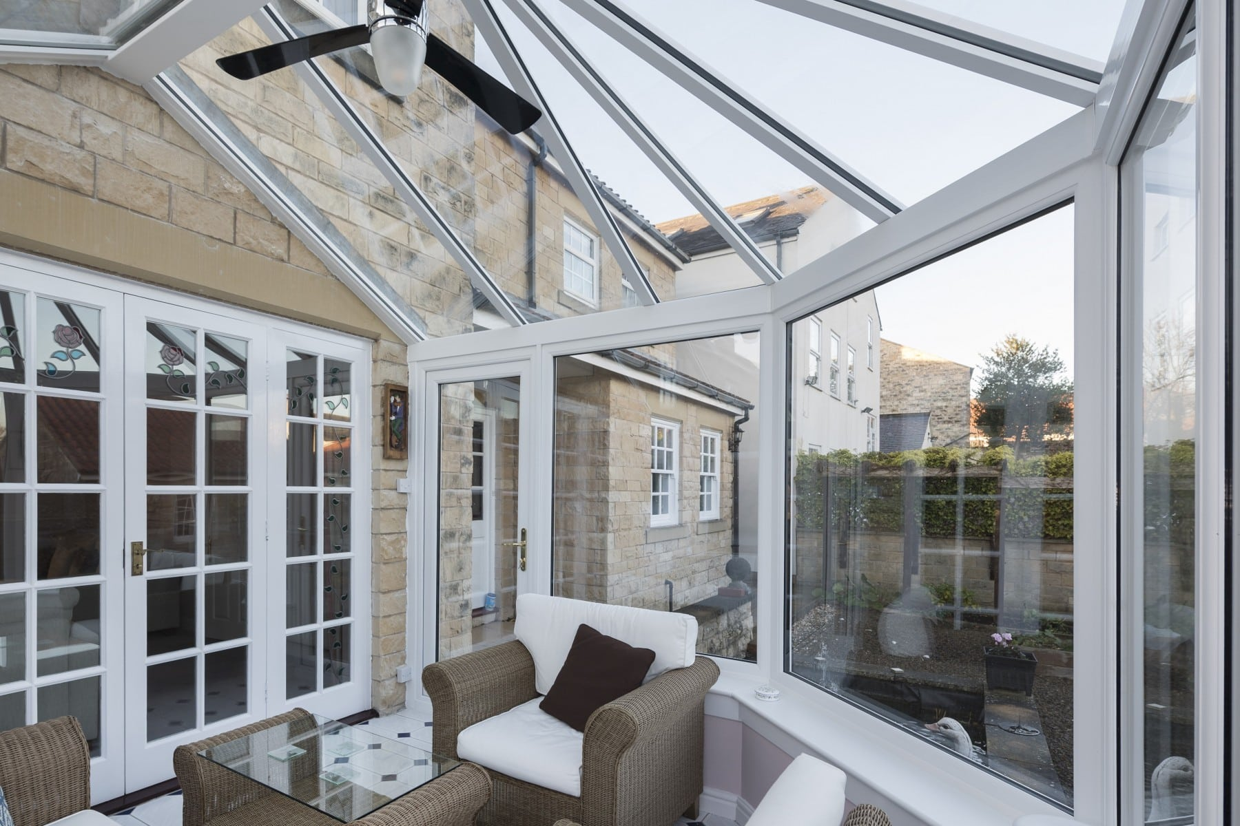 classic roof conservatory