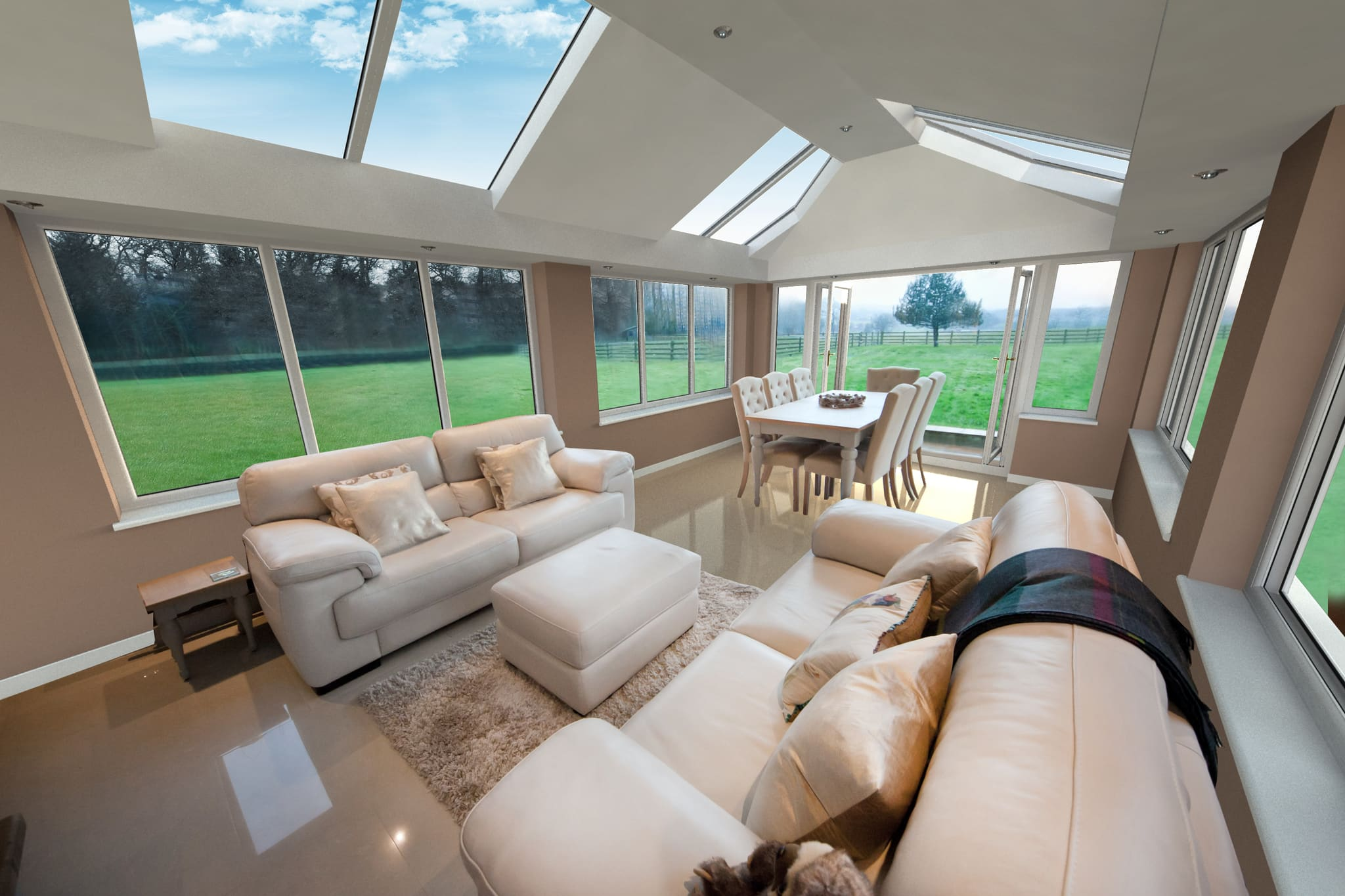 LivinROOF beautiful ceilings