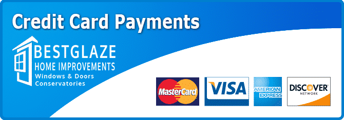 credit card payments now accepted for home improvements