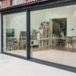 patio doors uPVC or Aluminium