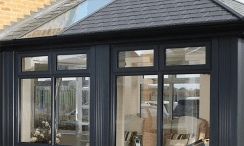 Replacement conservatory roof costs