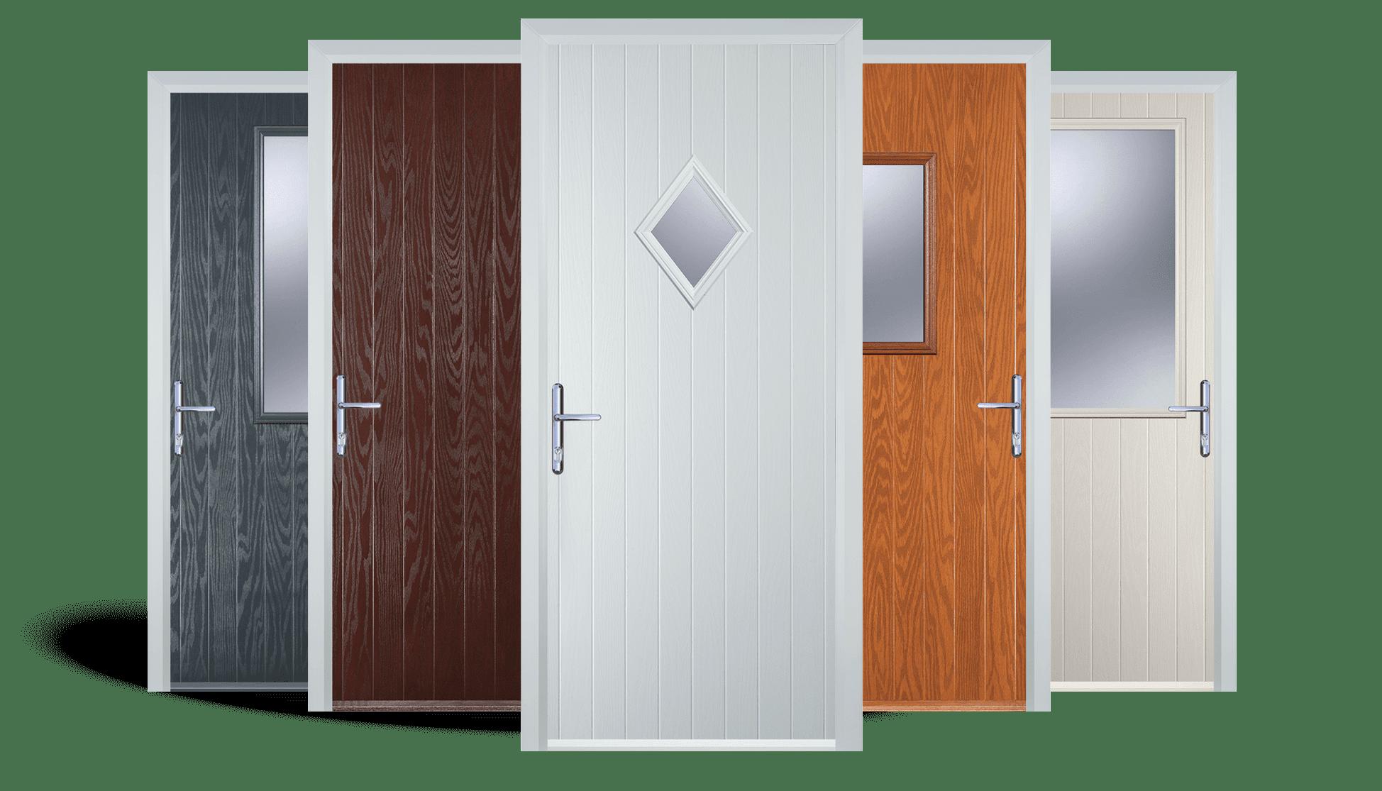 cottage composite doors