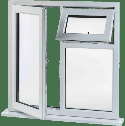 Rehau casement upvc double glazed windows