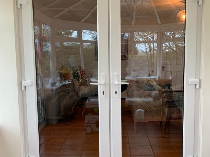 uPVC French Door Installation