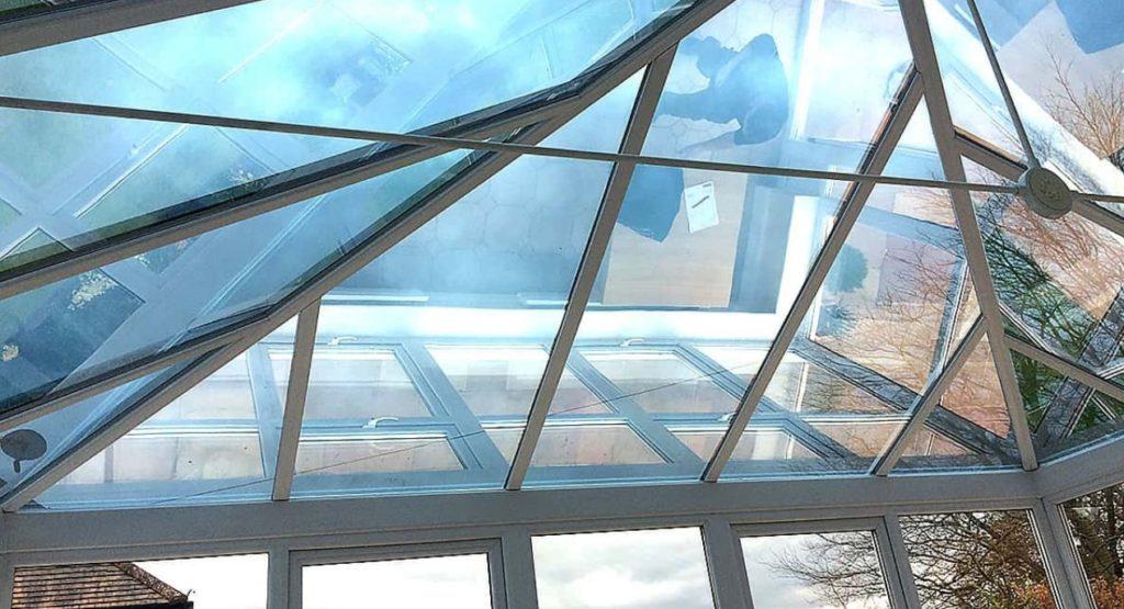conservatory glass films