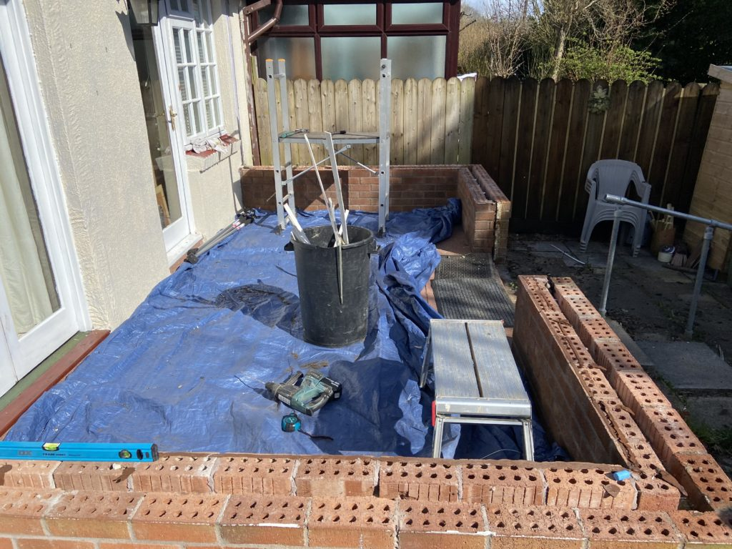 Performance Glass Conservatory Installation -Mabe