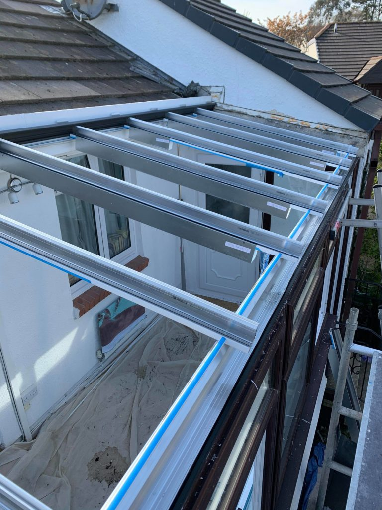 LivinRoof Installation In Falmouth