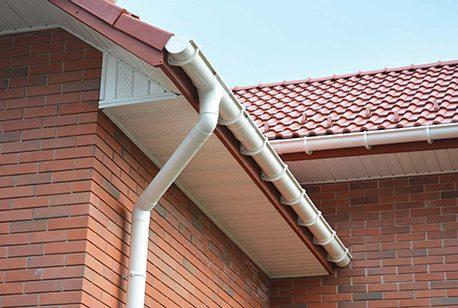 Roofline, fascia soffits