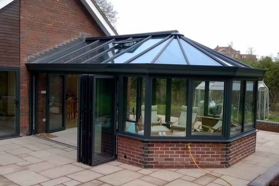 Livinroof conservatory home improvements in falmouth