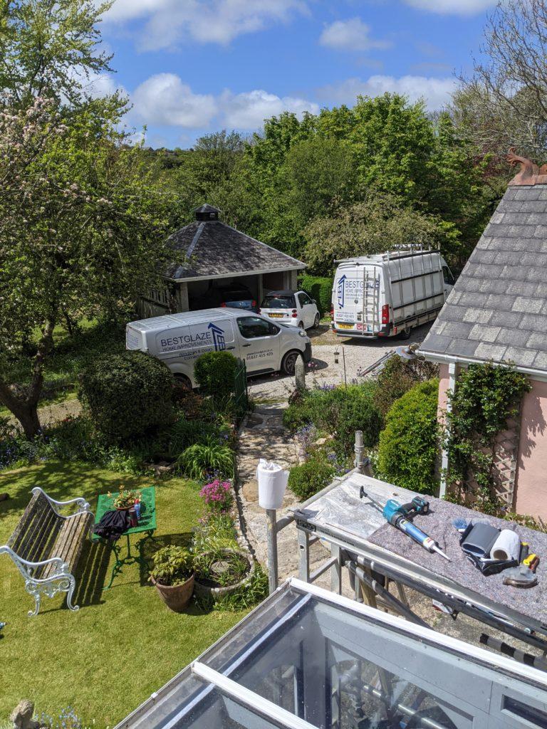 Best Glaze conservatory repairs