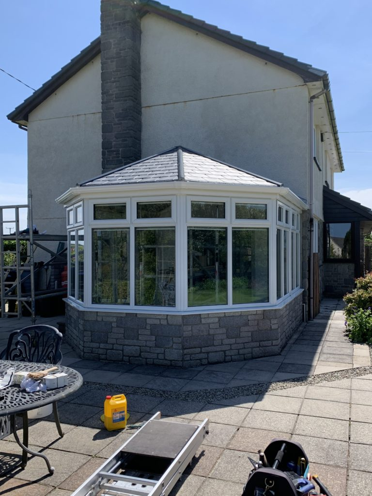 Ultraroof Installation In Camelford, Cornwall