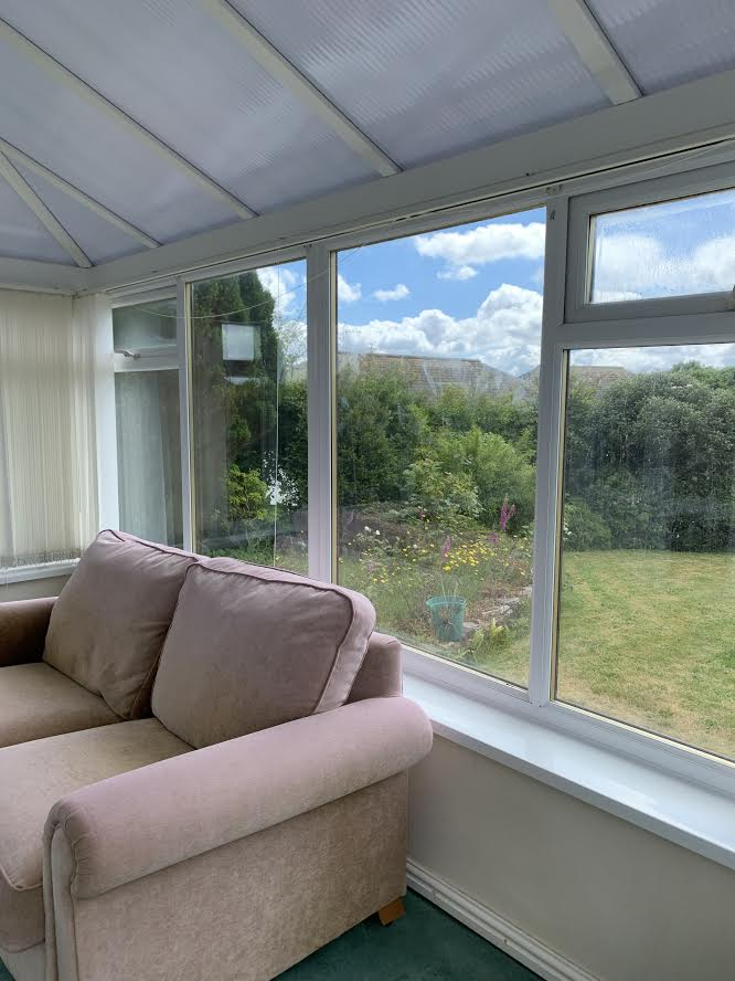 replacement polycarbonate roof in cornwall