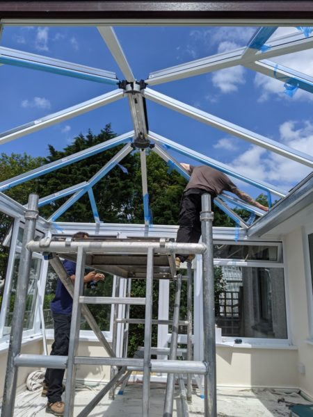 polycarboante conservatory roof suppliers and installers