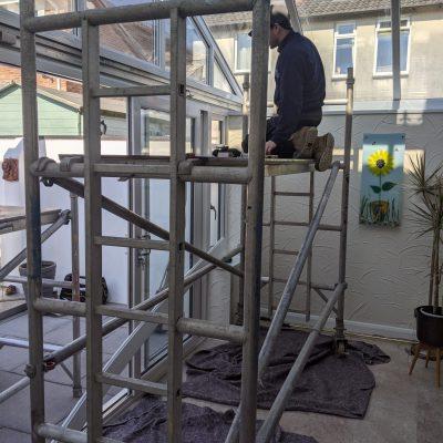 conservatory repairs cornwall