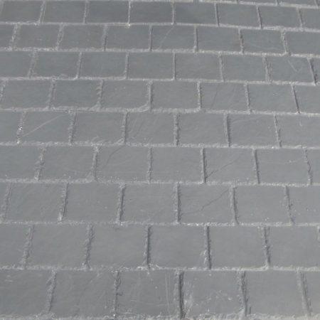 Brazilian GRP slate tiled effect