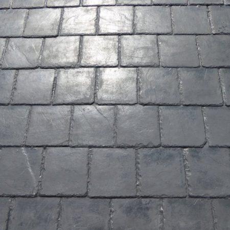 spanish effect slate tiled roof sheets